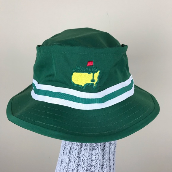65902bd01d8 Masters Golf Bucket Hat Fisherman Green Size XL. M 5c4320f25c44528241741926